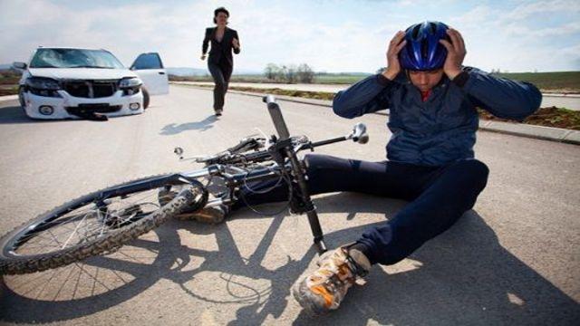 sorpasso delle bici