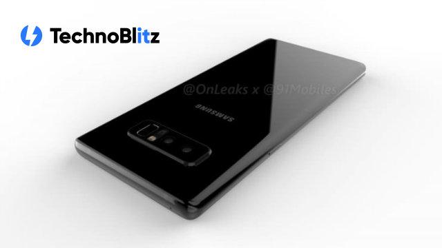 Il Galaxy Note 8 potrebbe essere annunciato il 23 agosto