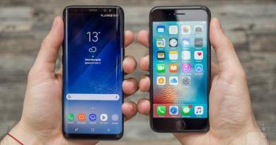 Il Galaxy S8 è l'Android più venduto, iPhone 7 resta il campione nel mondo