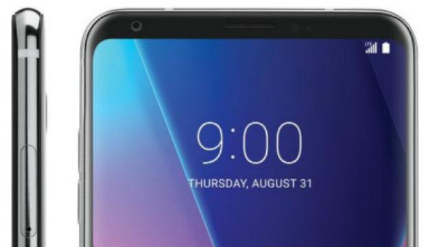 Un render per la stampa dell'attesissimo LG V30 compare online, mostrando un design davvero accattivante
