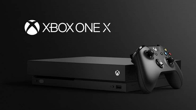 XBOX One X Day One Edition
