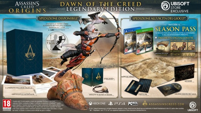 Assassin's Creed Origins disporrà di una modalità di gioco formativa