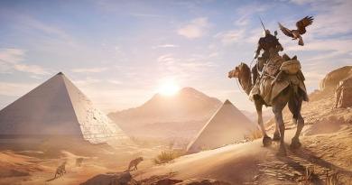 Assassin's Creed Origins: numerose lamentele sulle animazioni facciali