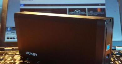 Aukey DS-B01, Case per Hard Disk 3,5″