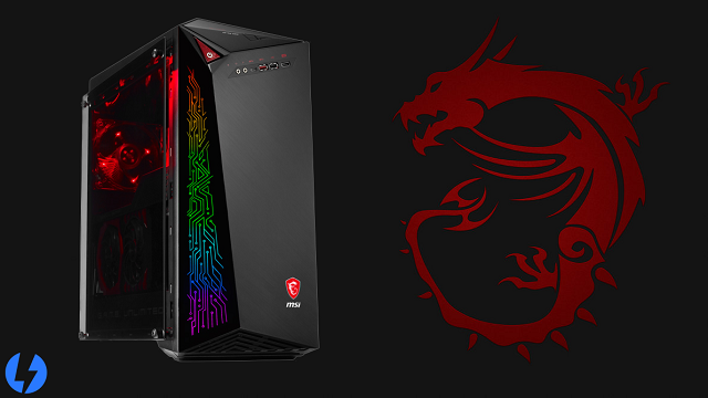 MSI Infinite X: il nuovo PC desktop con CPU Coffee Lake