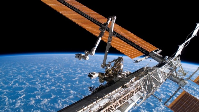 batteri ISS vita aliena