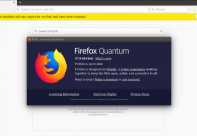Come installare Firefox Quantum su Linux