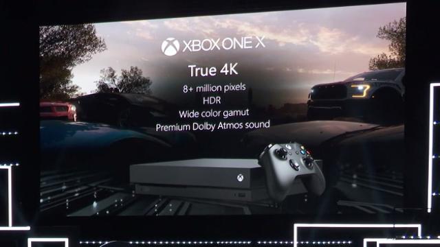 Xbox One X: il 4K è il punto forte della console? La risposta non è così scontata, perché?