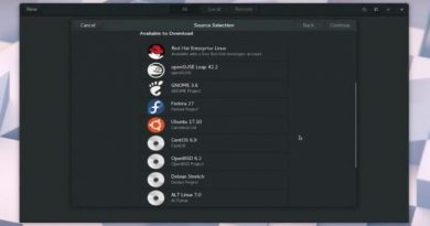 GNOME Boxes: macchine virtuali Linux sul desktop GNOME.
