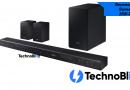 Samsung HW-K950: la soundbar che porta il cinema a casa tua.