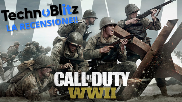 Call of Duty WWII: la recensione completa