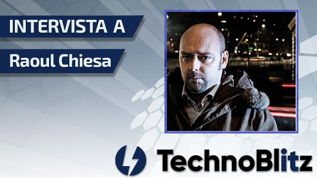 Intervista a Raoul Chiesa: l'hacker più famoso d'Italia