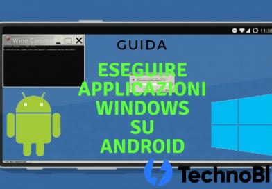 Esegui i programmi Windows su Android con Wine – Guida