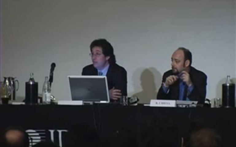 Kevin Mitnick e Raoul Chiesa