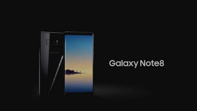 Galaxy Note 8: aggiornamento ma solo per i no brand