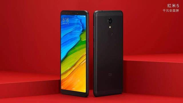 Xiaomi Redmi 5 Plus in pre-ordine su Amazon Italia