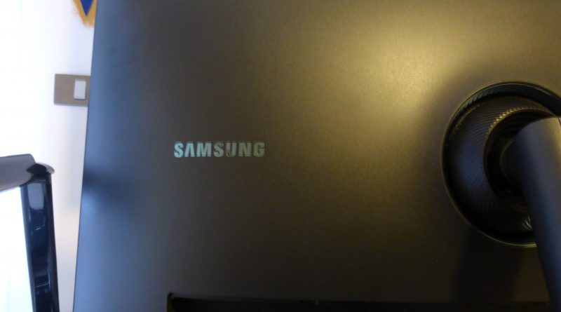 Samsung C27HG70 by technoblitz
