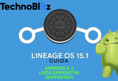 LineageOS 15.1 finalmente ufficiale: tutti i dettagli