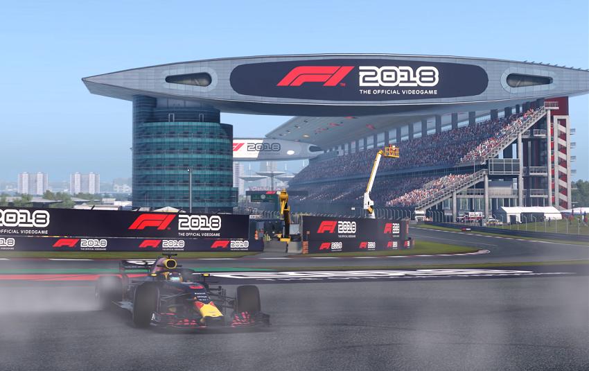 F1 2018: arriva il primo trailer del gameplay