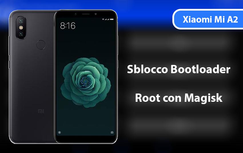 Xiaomi Mi A2 - Modding