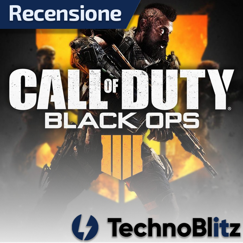 Call of Duty Black Ops 4: la recensione completa