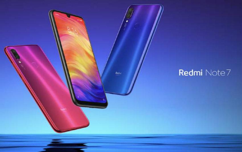 Xiaomi Redmi Note 7 annunciato con camera da 48MP, a partire da 127€
